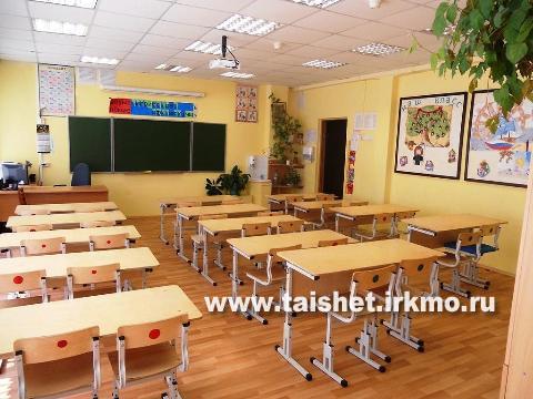 Школы Тайшетского района  с 9 ноября учатся в очном режиме