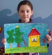 Пономарева Даша, кнмжный магазин читай-ка, 8 лет