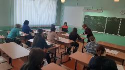 Родители выпускников Черемховского района написали ЕГЭ по истории в рамках Всероссийской акции