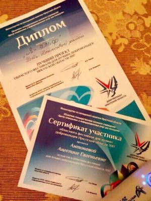 Волонтёрский проект Усть-Илимского района вошёл в список лучших на областном фестивале добровольцев