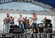27.07.13 День района, выступление группы -Макароны по-флотски-