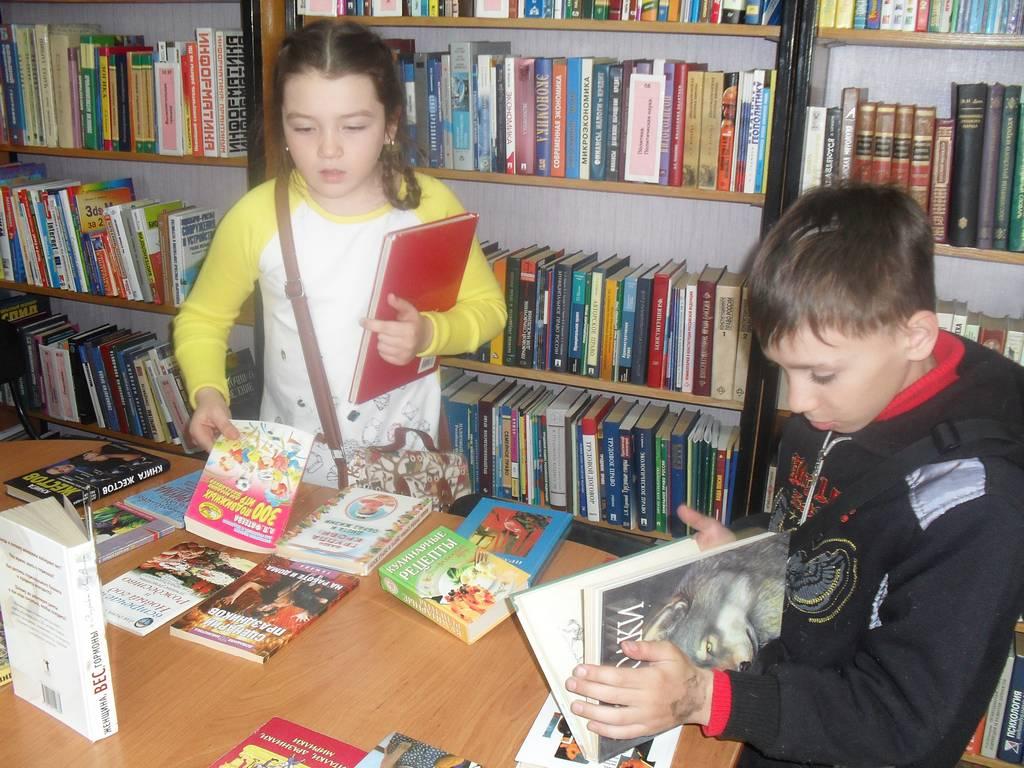 День библиотек в Межпоселенческой центральной библиотеке