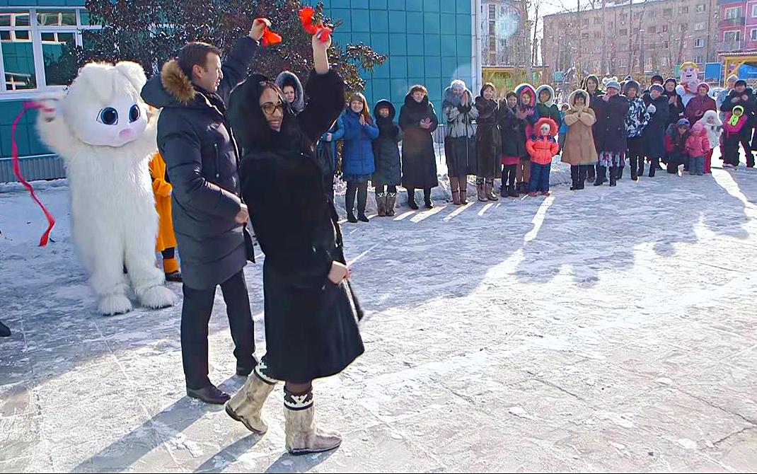 28.11.2016 Новый детский сад в Черемховском районе открыт