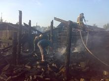 В июле 2015 года пожары происходили в п. Куйтун.