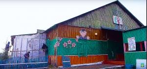 27.10.2017 Новый фасад - дому культуры Алёхино