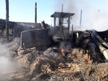 «Сообщает служба 01» Причинами 6 пожаров на территории Куйтунского района в феврале 2019 года явились: нарушения требований пожарной безопасности при эксплуатации печей и электрооборудования.