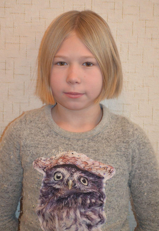 Елизавета Б., август 2007 г.р.