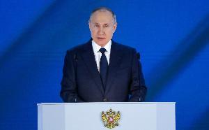 Владимир Путин: Необходимо снизить долговое бремя регионов