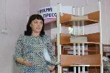 Представитель ТОС Первопроходцы Н.В.Закопайло