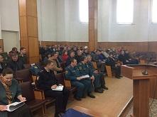 В Куйтунской районной администрации прошло заседание комиссии по ЧС и пожарной безопасности.