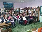 Мероприятие в Межпоселенческой центральной библиотеке