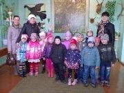 24 фото Группа детей из детского сада на экскурсии