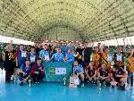 Соревнования по волейболу среди инвалидов по слуху впервые прошли в Черемховском районе