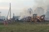 В районе из-за пожаров введен режим ЧС