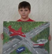 Серебренников Данил, мы встречаем самолет, 11 лет