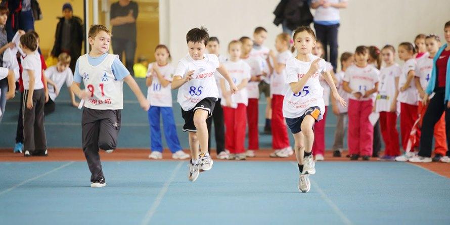 Команда школы-интерната №11 поселка Лесогорск победила в Спартакиаде среди детей-сирот