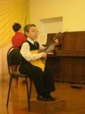 Юный балаечник Гладовский Андрей