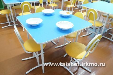 В школах и детских садах Тайшетского района ведется планомерное обновление материально-технической базы