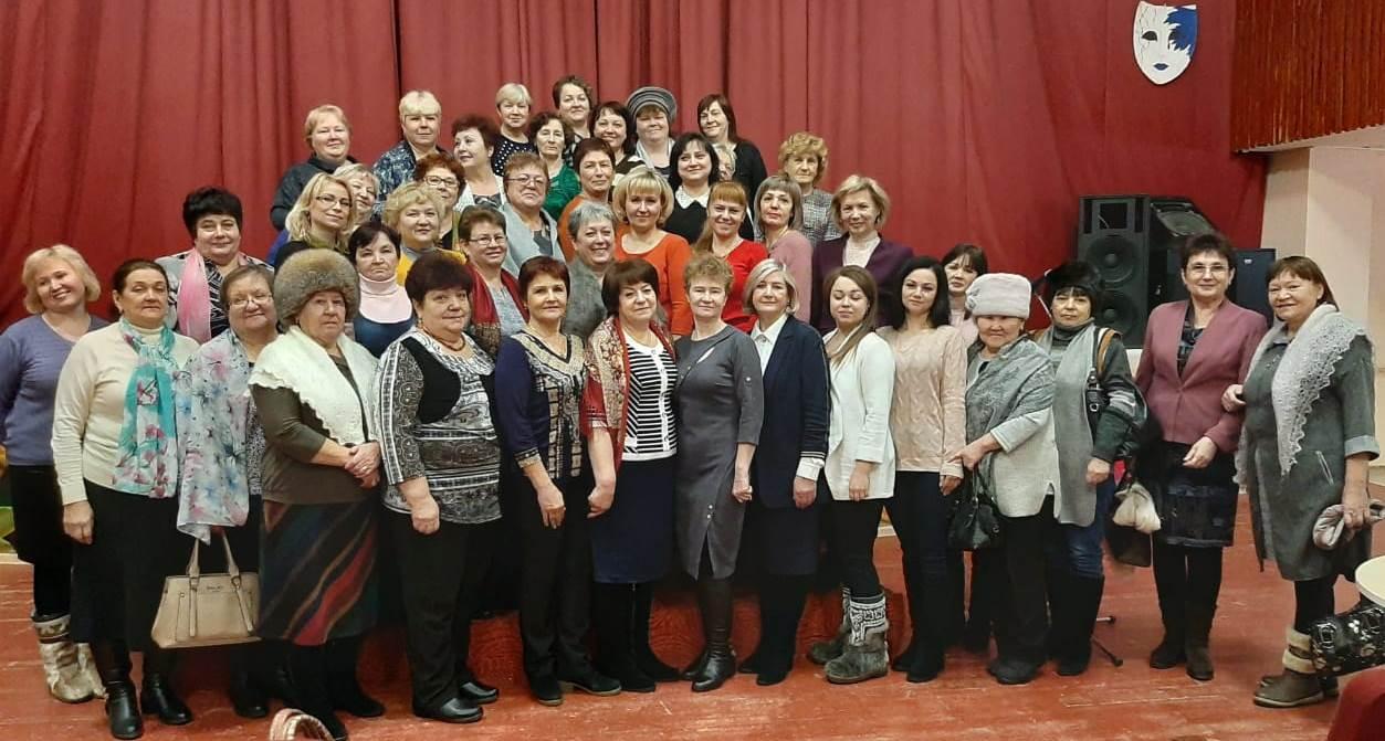 Начало положено: Совету женщин в Усть-Илимском районе быть
