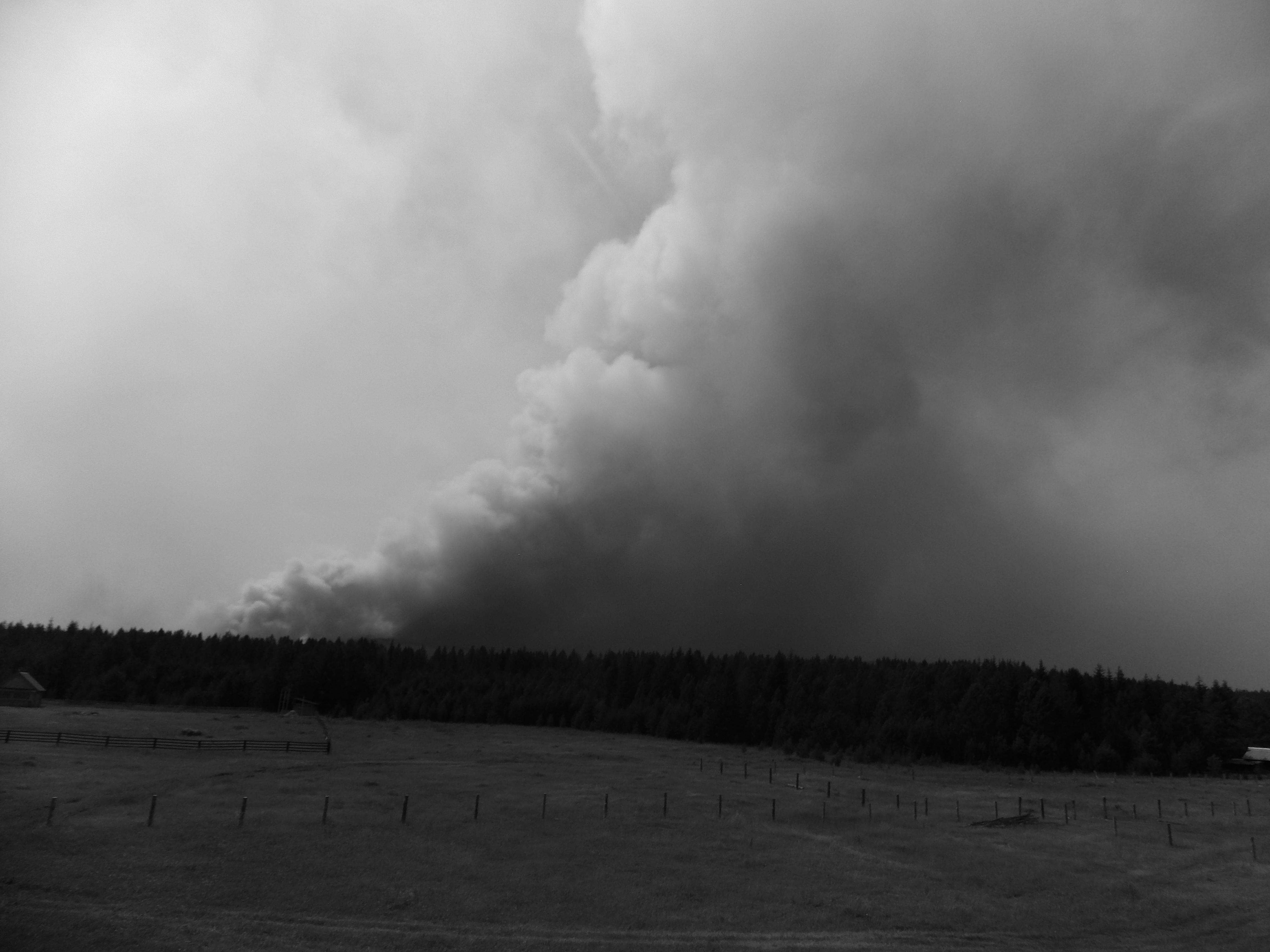 Для борьбы с пожарами в Иркутской области будут исскуственно вызывать дожди