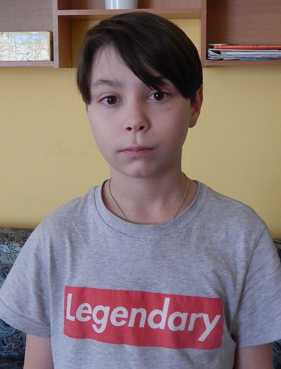Николай Б., апрель 2004 г.р.