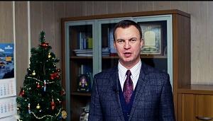 31.12.2017 Поздравление от мэра Виктора Побойкина с Новым годом