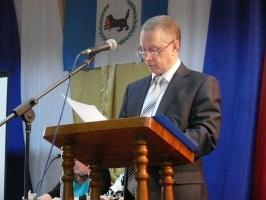 Анатолий Горячев отчитался о своей работе перед населением