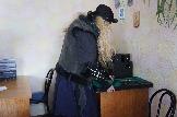 Баба-Яга изучает бильярд