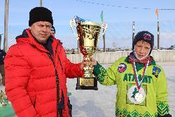 Традиционный турнир на приз мэра Черемховского района состоялся в Голумети