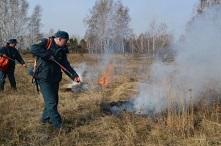 Открытый огонь – под запретом! На территории Иркутской области введен особый противопожарный режим.