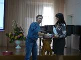 Победитель в номинации `Внеклассное мероприятие` Коневских К.В.