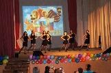 Танцевальный коллектив Палитра