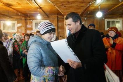 Осенняя ярмарка сельскохозяйственной продукции  прошла в Тайшете