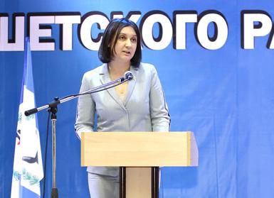24 мая состоится отчет депутата Законодательного Собрания Иркутской области Н.И.Дикусаровой