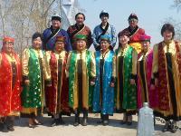 Народный бурятский фольклорный коллектив «Эрмэлзэл»