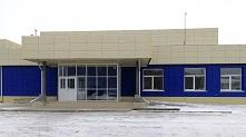 Открытие нового Дома Культуры в с. Андрюшино