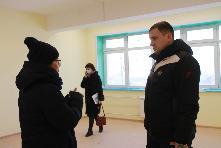 21 декабря 2020 года состоялась приёмка детского сада по ул. Рабочая