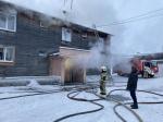 15 человек спасли иркутские пожарные сегодня утром