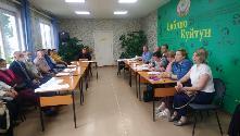 24 августа состоялось заседание круглого стола на тему «Развитие СОНКО и ТОС на территории муниципального образования Куйтунский район».