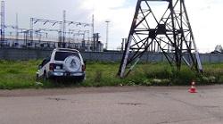 9-летняя девочка пострадала под колесами внедорожника в поселке Михайловка