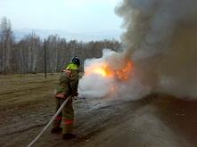 Береги автомобиль от пожара !
