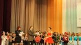 Награждение участников фестиваля-конкурса Байкальское кружево