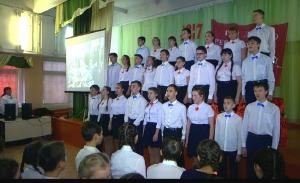 23.11.2017 Битва хоров прошла в Михайловке