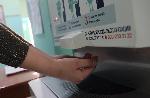 В школах Черемховского района появились комплексы для измерения температуры тела и обработки рук антисептиком