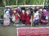 Авторские костюмные куклы донские, кубанские, забайкальские, некрасовские казаки