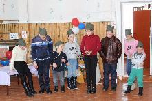«Армейская академия» для детей.