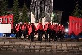 Открытие митинга Седаново