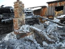 «Сообщает служба 01» Нарушение правил эксплуатации и устройства печей послужило основной причиной пожаров произошедших в феврале.