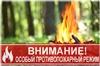 В южных и центральных районах Иркутской области 10 апреля вводится особый противопожарный режим