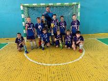 Открытый турнир по мини-футболу среди ребят 2009 – 2010 годов
